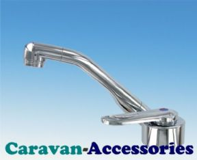 SMEV FLORENZ SINGLE LEVER MIXER TAP CHROME EFF